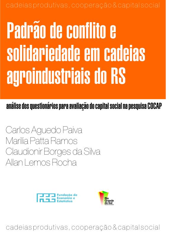 livro paiva padrão solidariedade, capital social, cooperação, cadeias produtivas