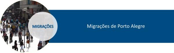 Migrações de Porto Alegre
