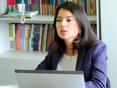 Virgínia Donoso, pesquisadora do DIEESE